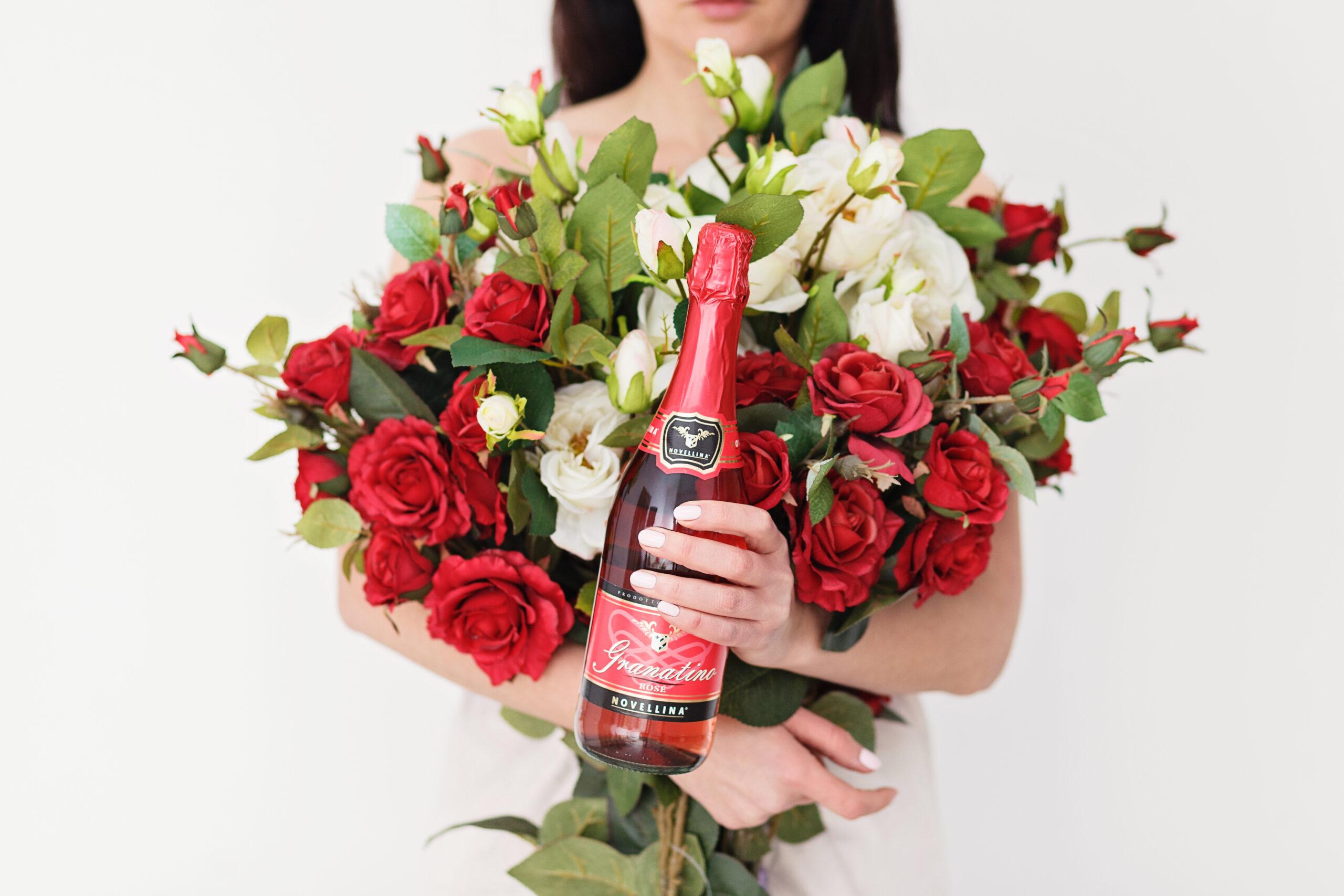 Fragolino Granatino Rose Novellina