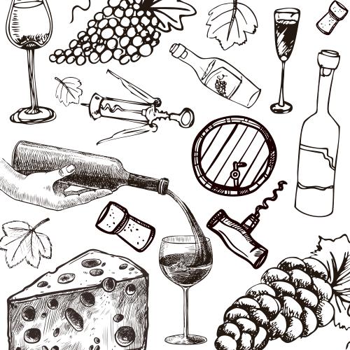 Wine's Map